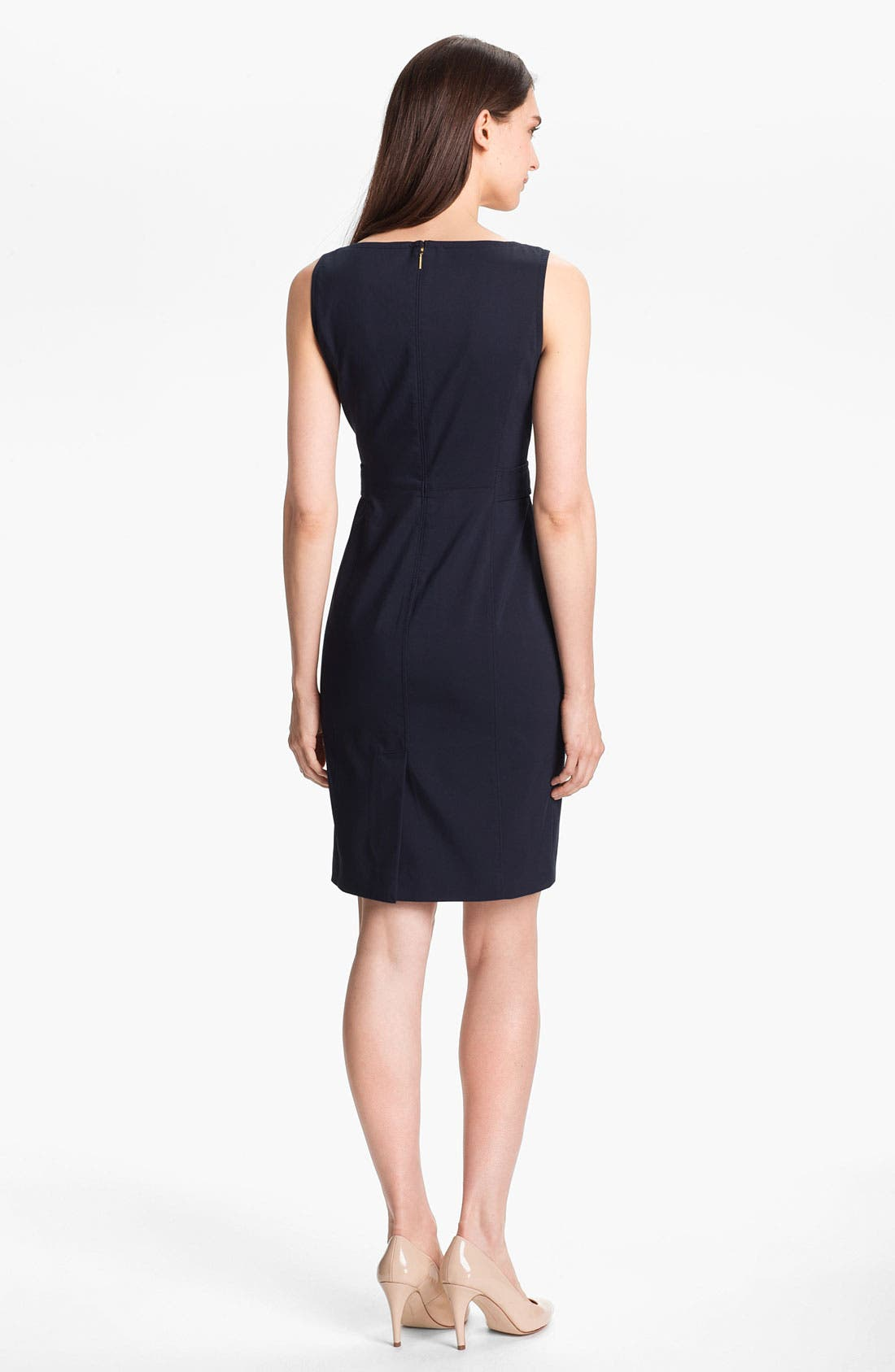 ,                             'Tayler' Stretch Sheath Dress,                             Alternate thumbnail 7, color,                             410