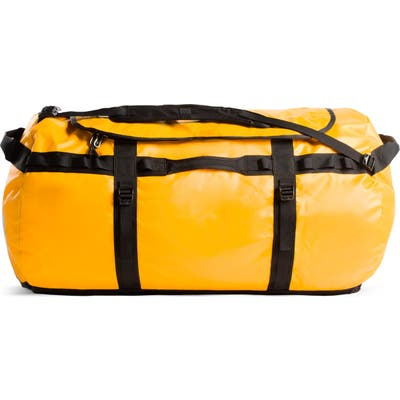 The North Face Base Camp Xxl Duffle Bag - Yellow