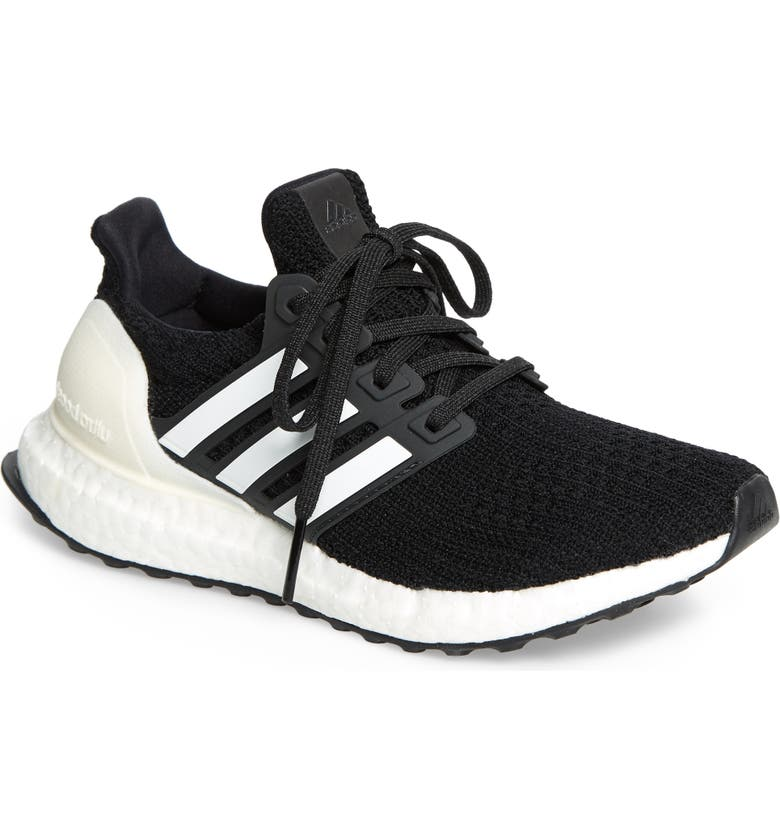 ADIDAS x Parley UltraBoost Running Shoe, Main, color, 001