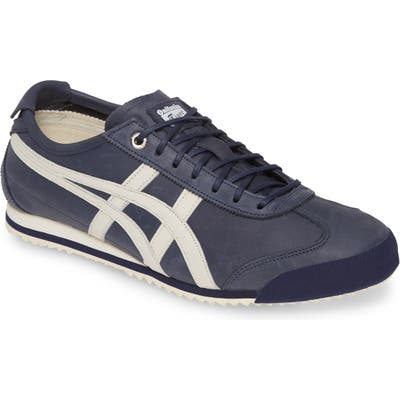 Asics Onitsuka Tiger Mexico 66 Low Top Sneaker, Blue