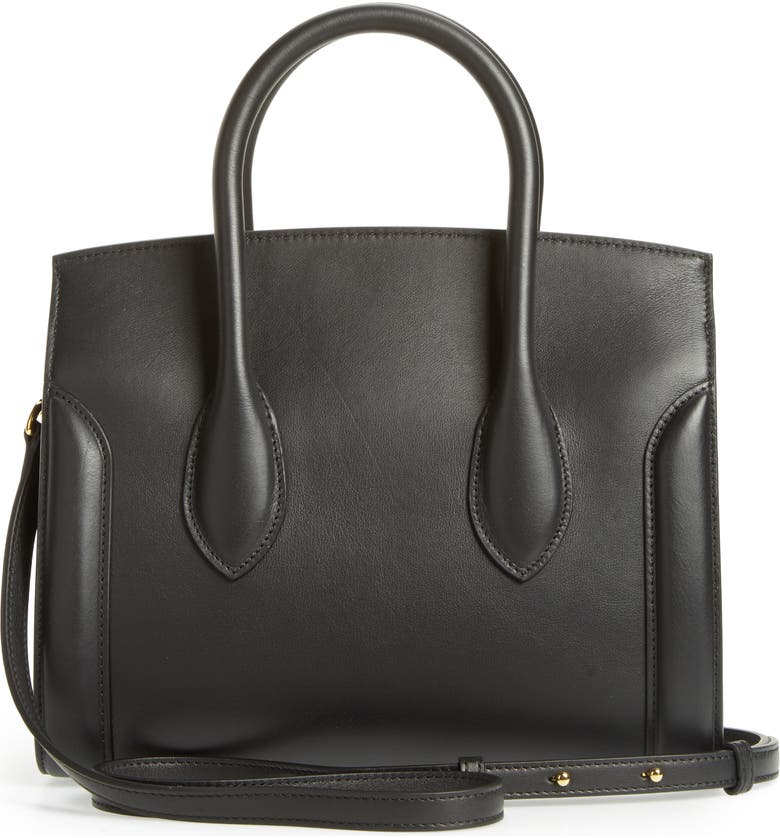 633009b6b6f8 Alexander McQueen Heroine 30 Sweet Calfskin Leather Shopper | Nordstrom