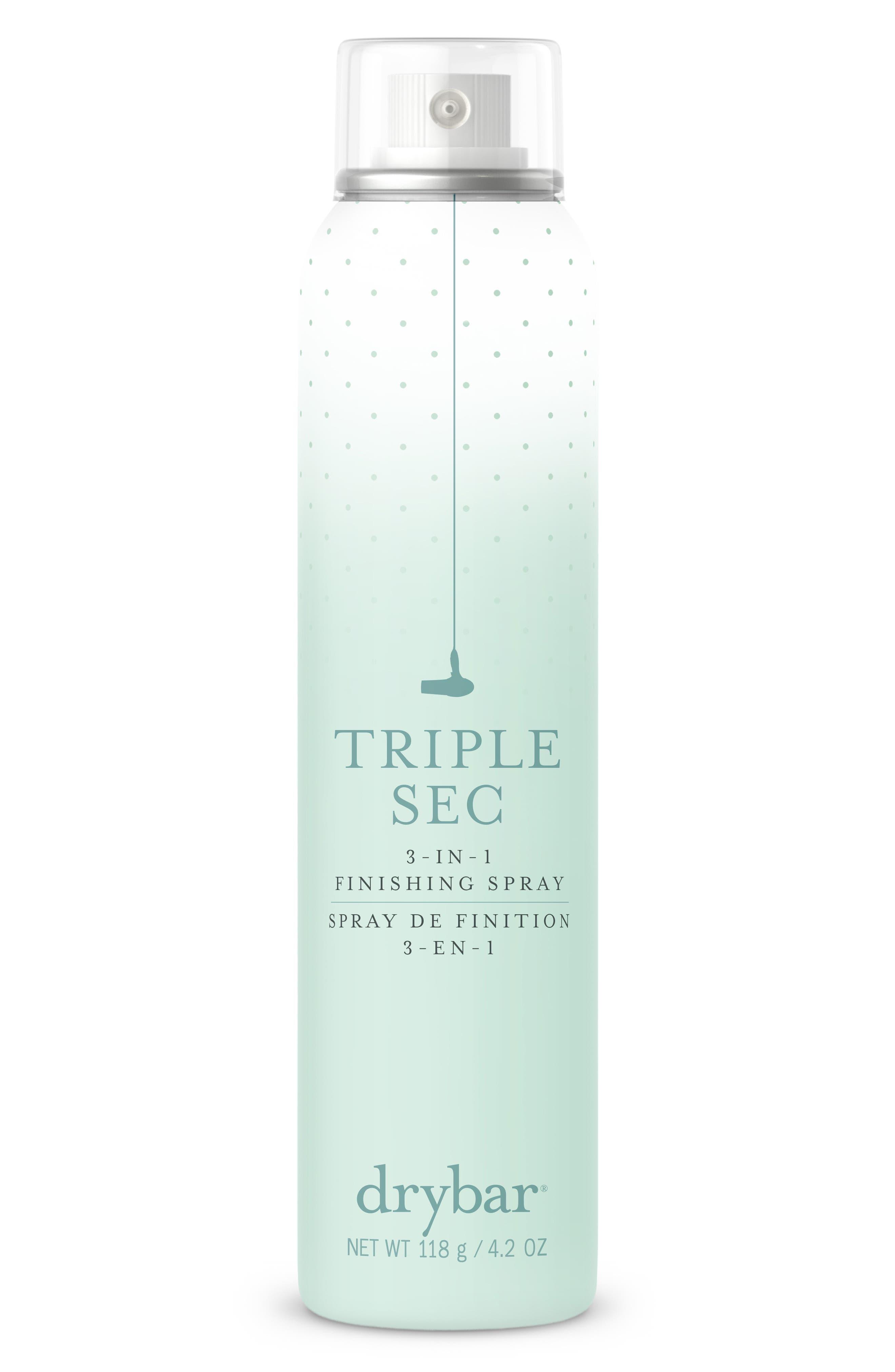 Triple Sec 3-In-1 Finishing Spray