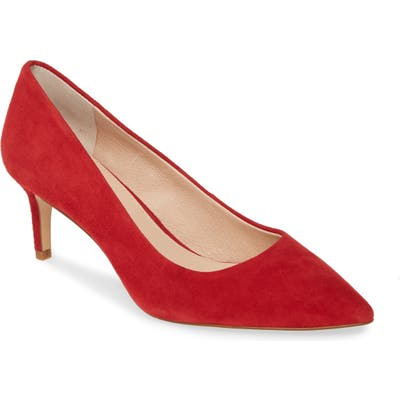 Louise Et Cie Jordyna Pump- Red