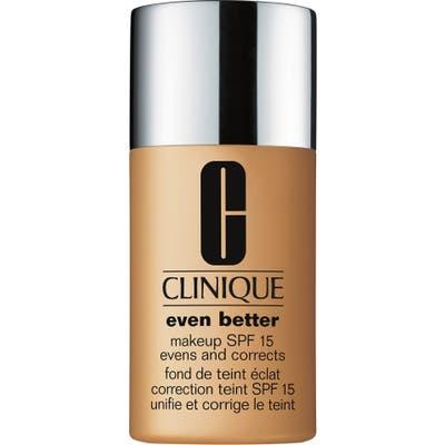 Clinique Even Better Makeup Spf 15 - 114 Golden