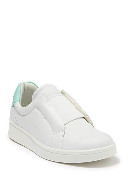 Image of ECCO Soft 4 Leather Slip-On Sneaker