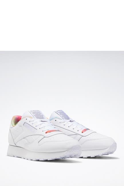 Image of Reebok Classic Pride Leather Sneaker