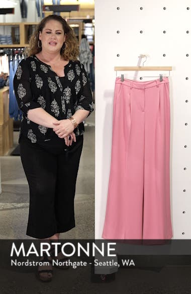 High Waist Flare Pants, sales video thumbnail
