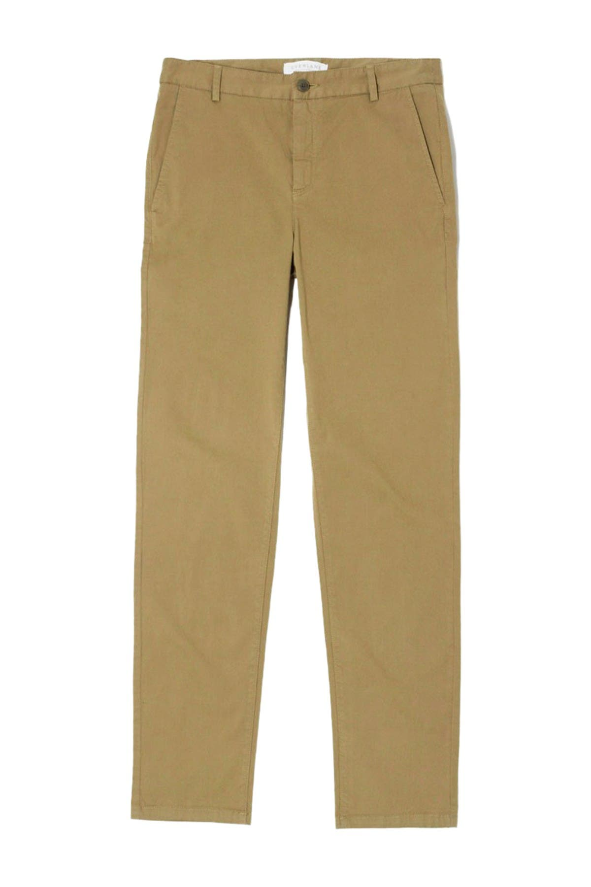 Image of EVERLANE Midweight Slim Fit Chino Pant