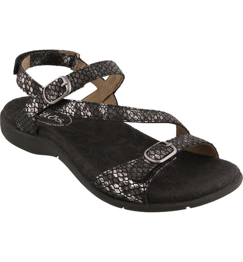 TAOS Beauty 2 Sandal, Main, color, 003