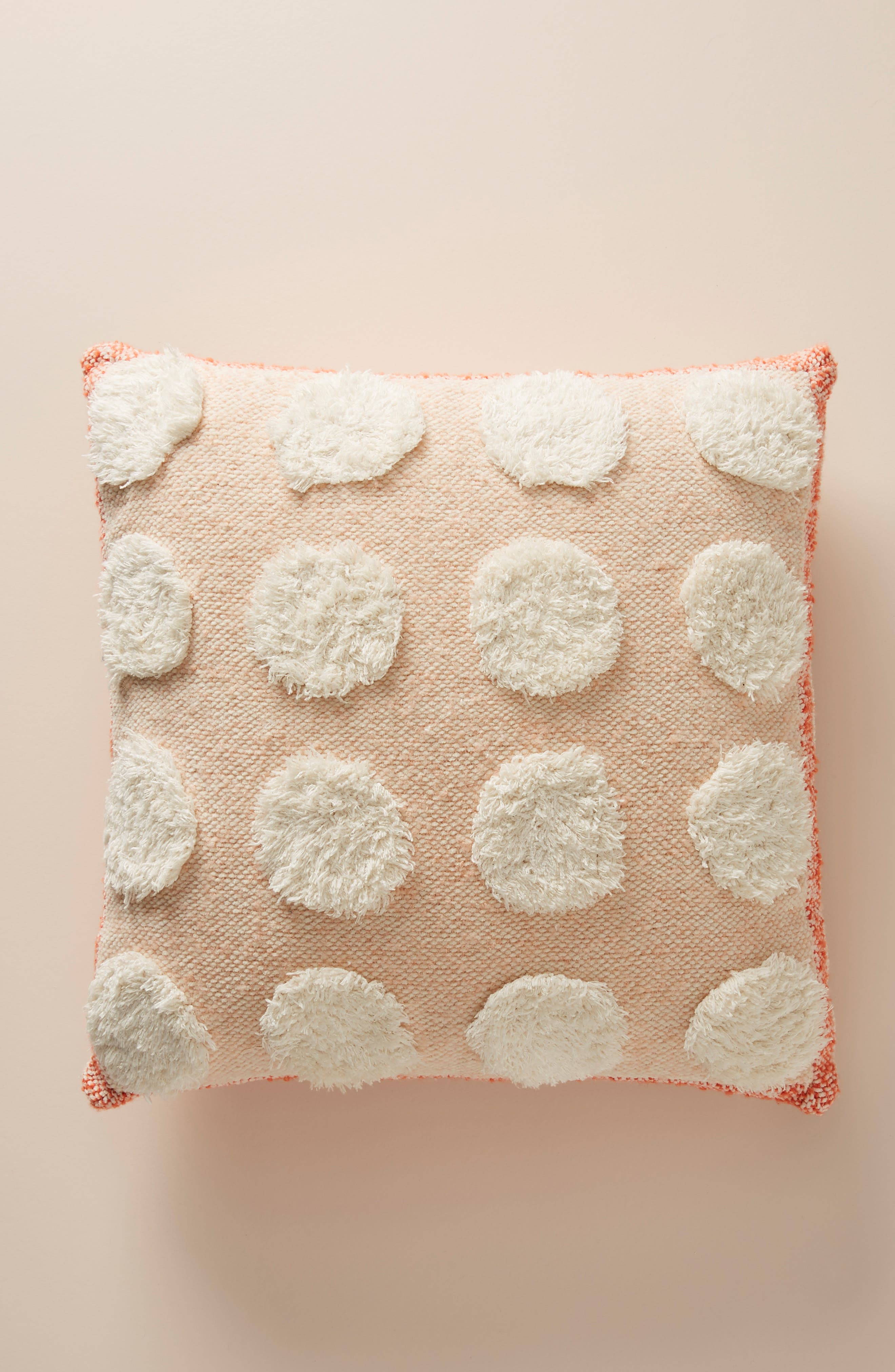 Suvarna Accent Pillow, Main, color, APRICOT