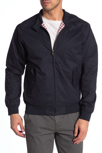 Image of Ben Sherman Core Harrington Jacket