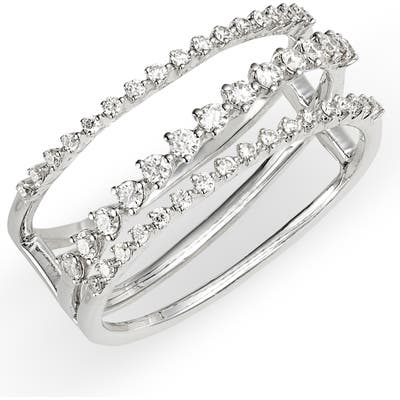 Bony Levy Liora Diamond Stack Ring (Nordstrom Exclusive)
