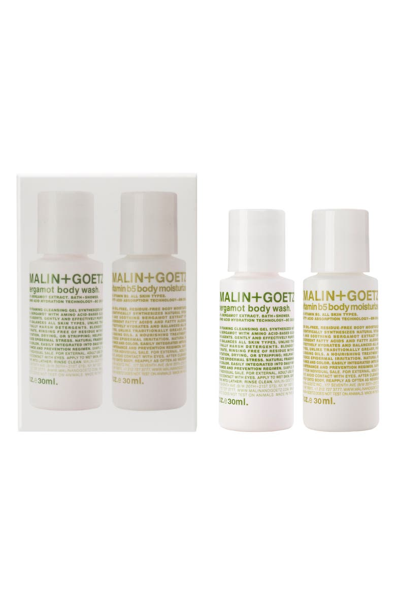 MALIN+GOETZ Travel Size Body Care Set, Main, color, 000
