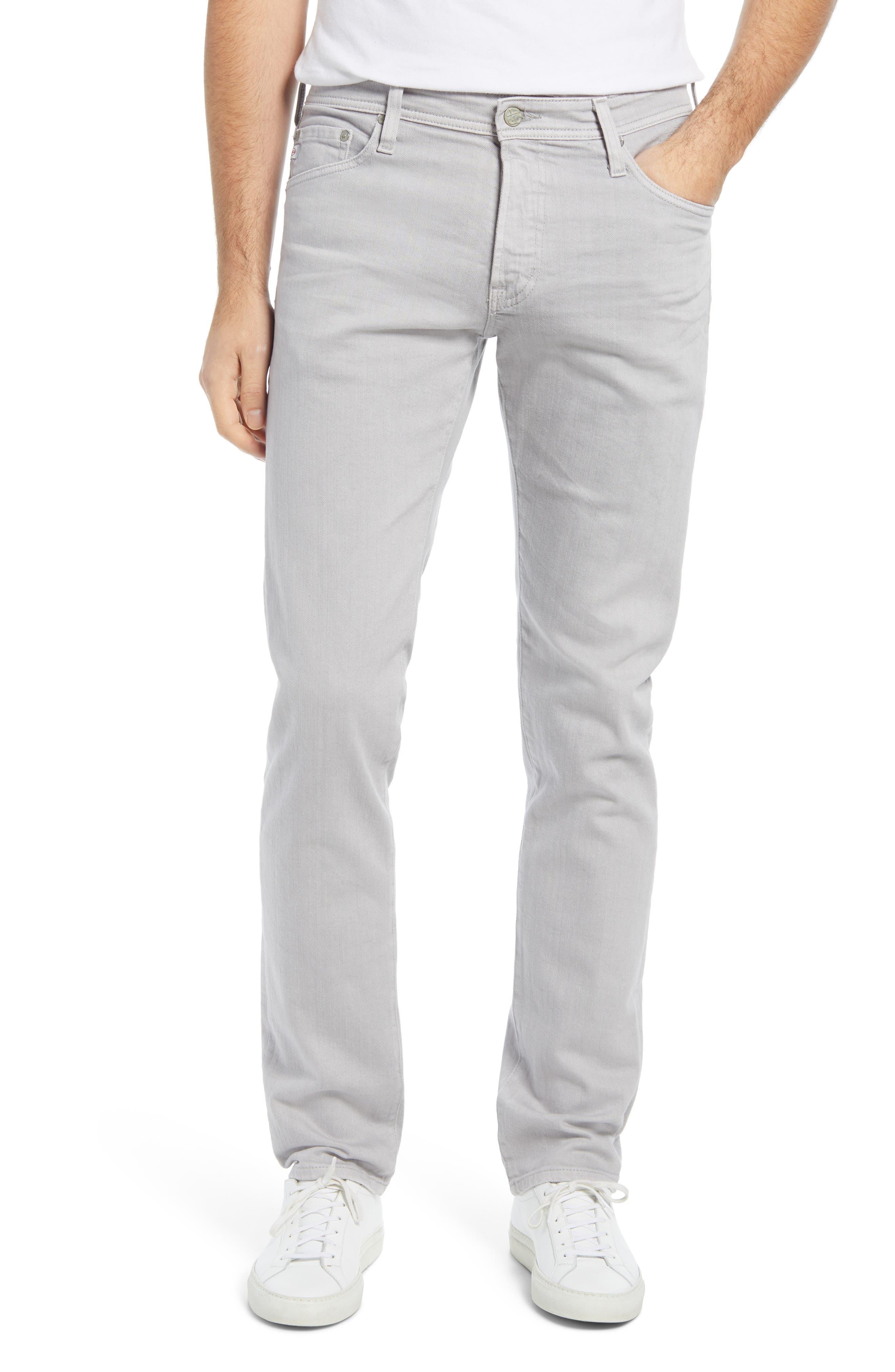 Tellis Slim Fit Stretch Jeans