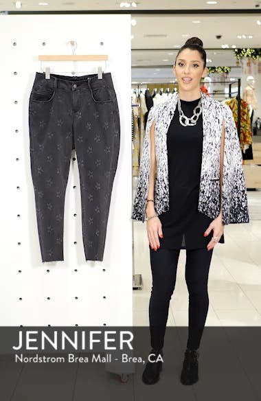 Star Ankle Skinny Jeans, sales video thumbnail