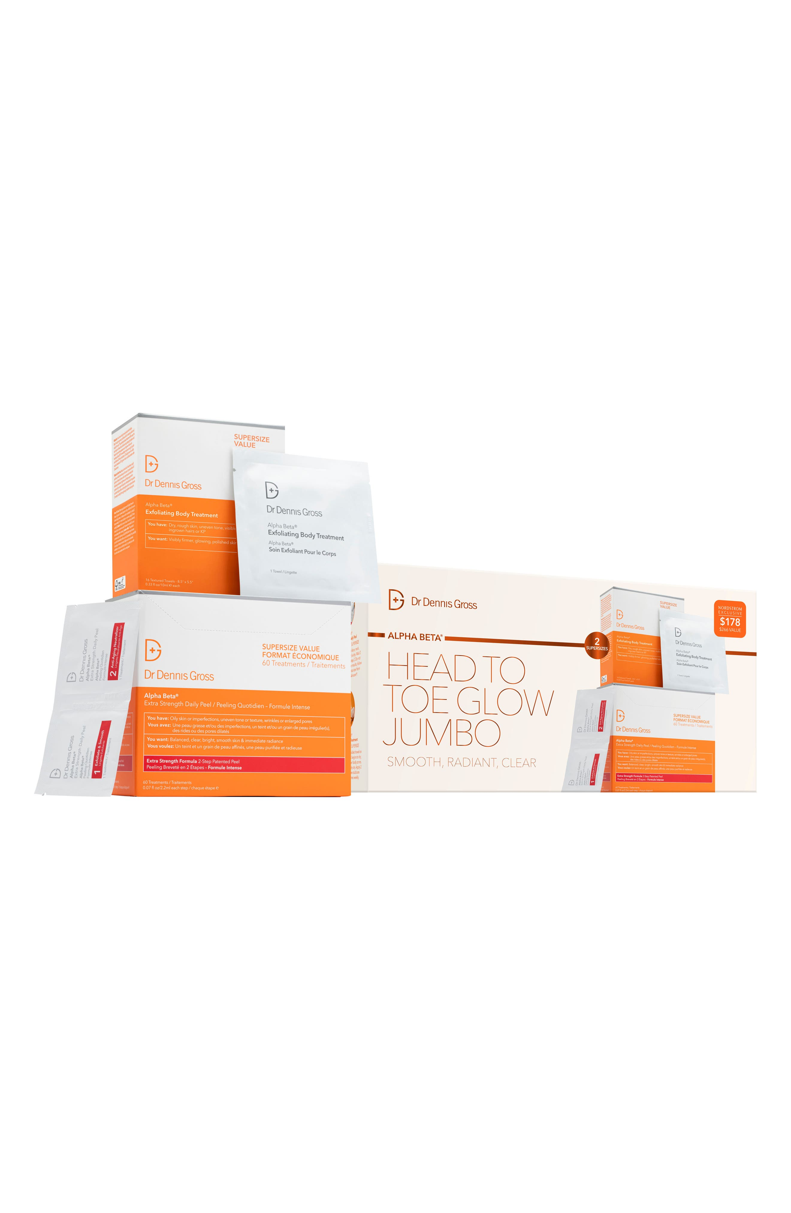 Skincare Daily Facial Peel Set-$266 Value (Nordstrom Exclusive)