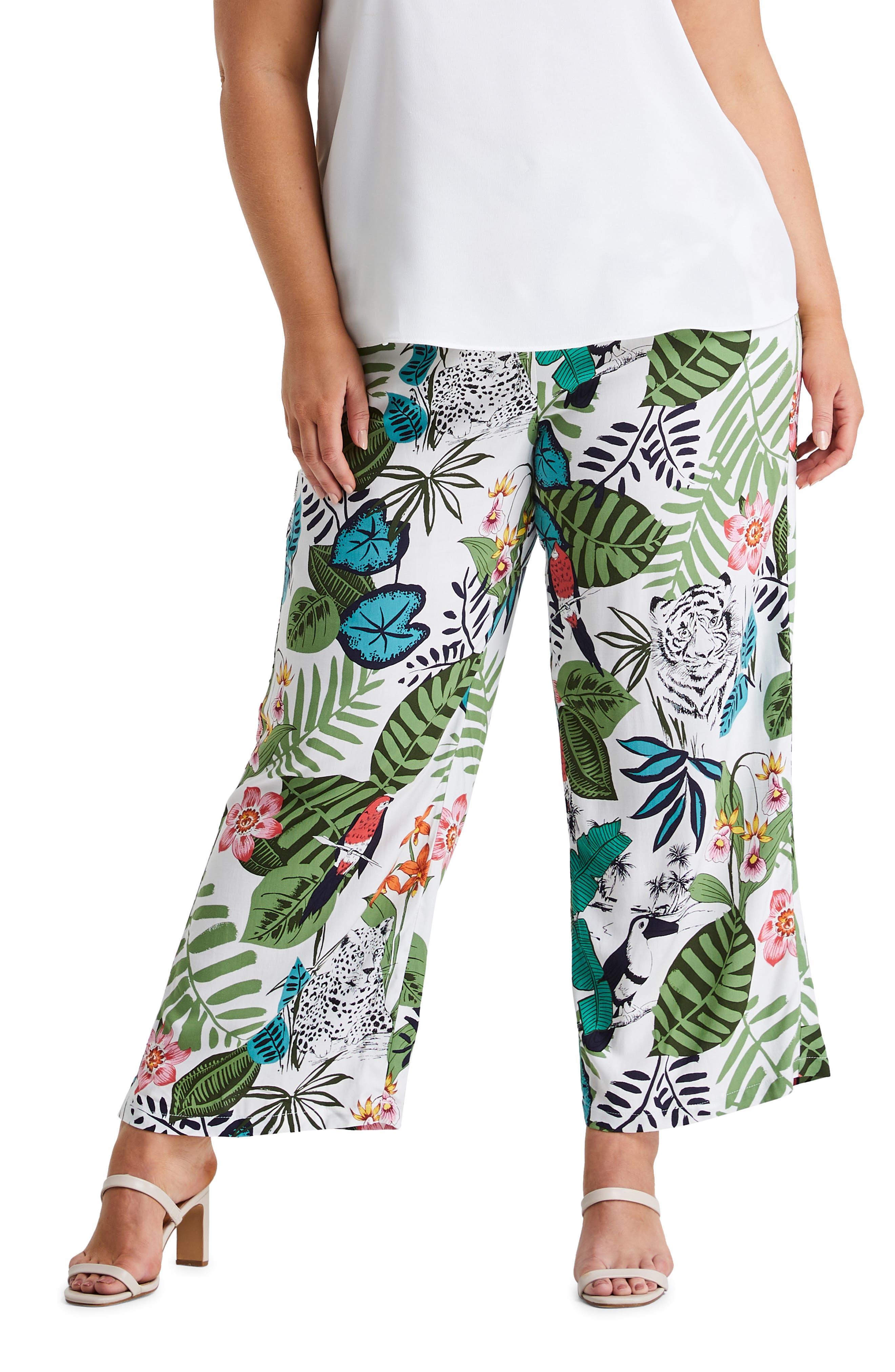 Sumatra Print Pants