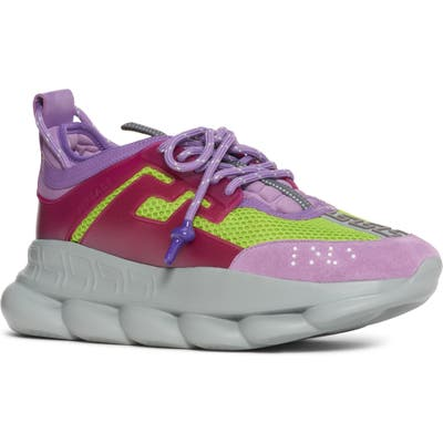 Versace Chain Reaction Sneaker, US / 44EU - Purple