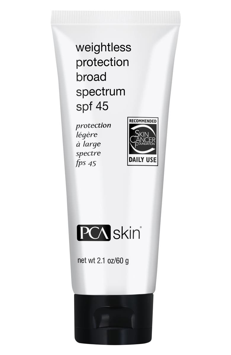 PCA SKIN Weightless Protection SPF 45, Main, color, 000