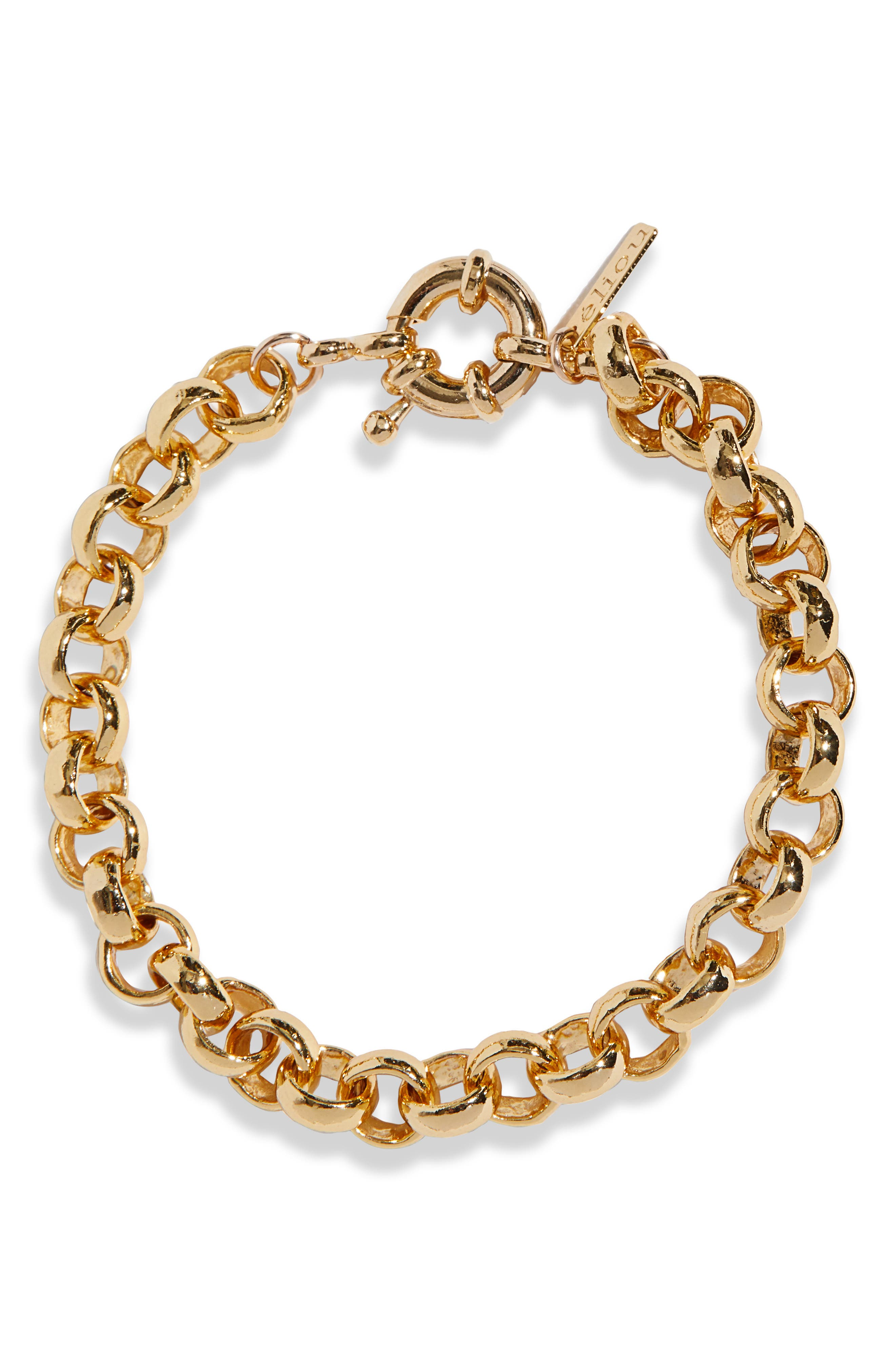 Women's Eliou Rolo Chain Bracelet