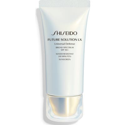 Shiseido Future Solution Lx Universal Defense Broad Spectrum Spf 50+ Day Cream Sunscreen