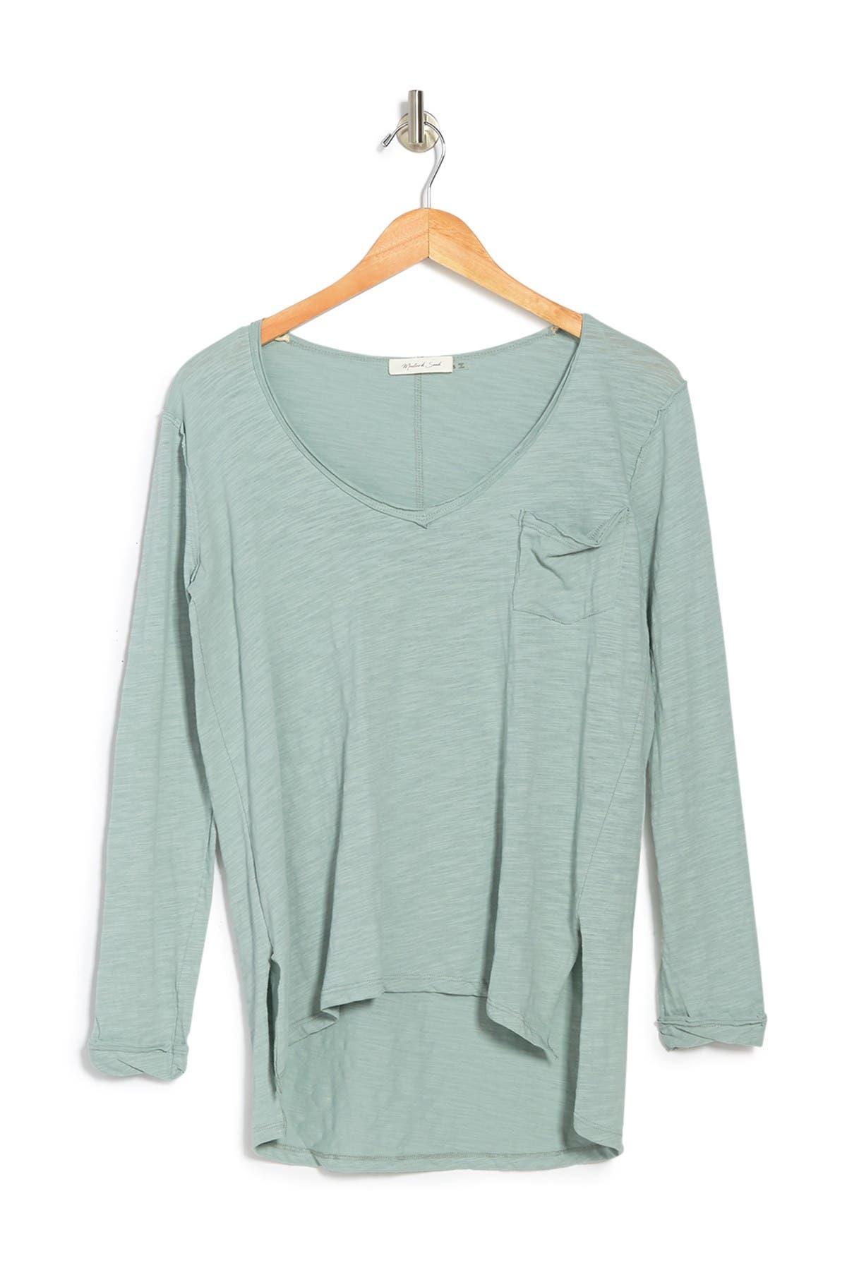 Image of Mustard Seed Basic Long Sleeve T-Shirt