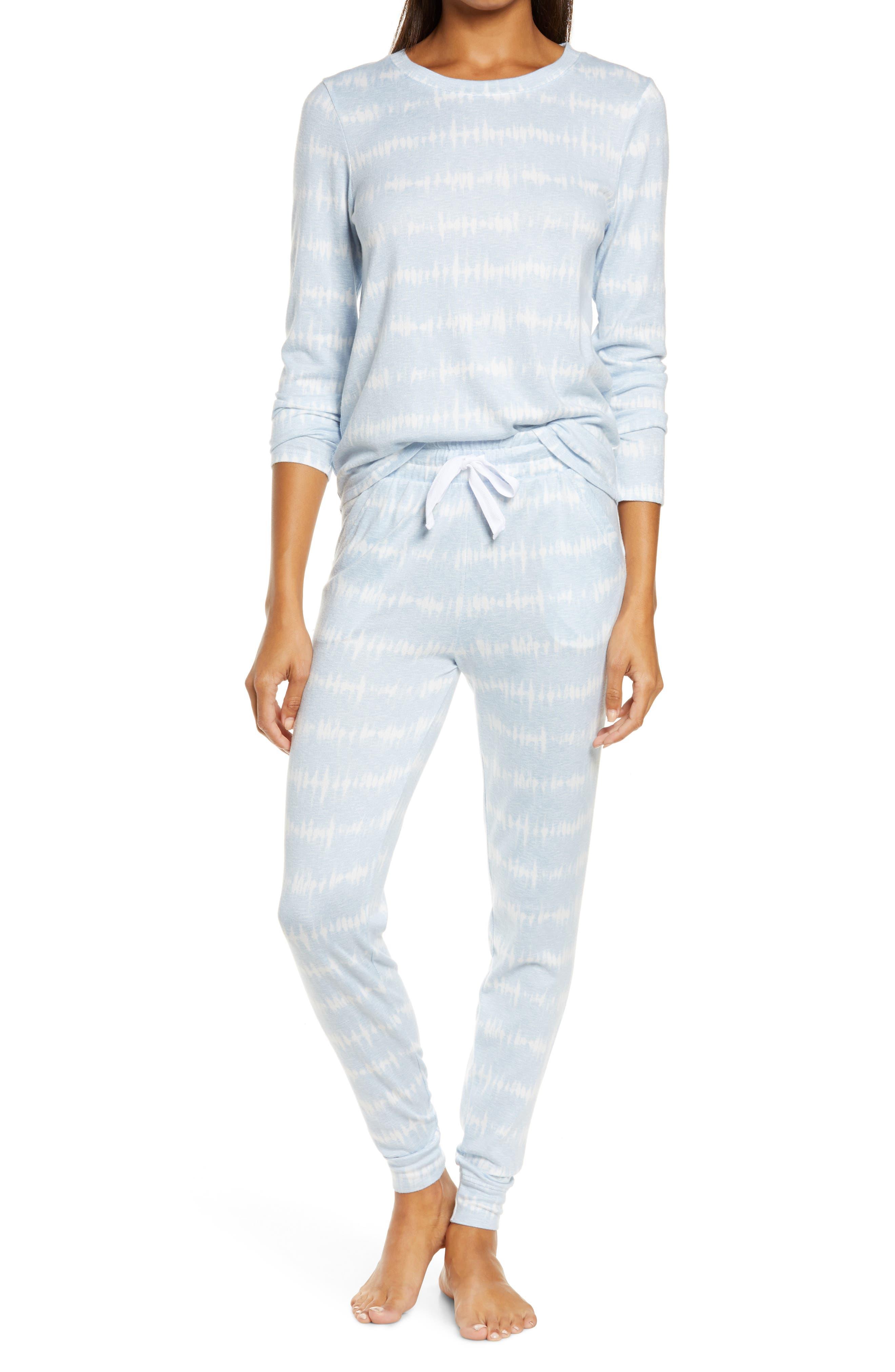 Crew Jogger Pajamas