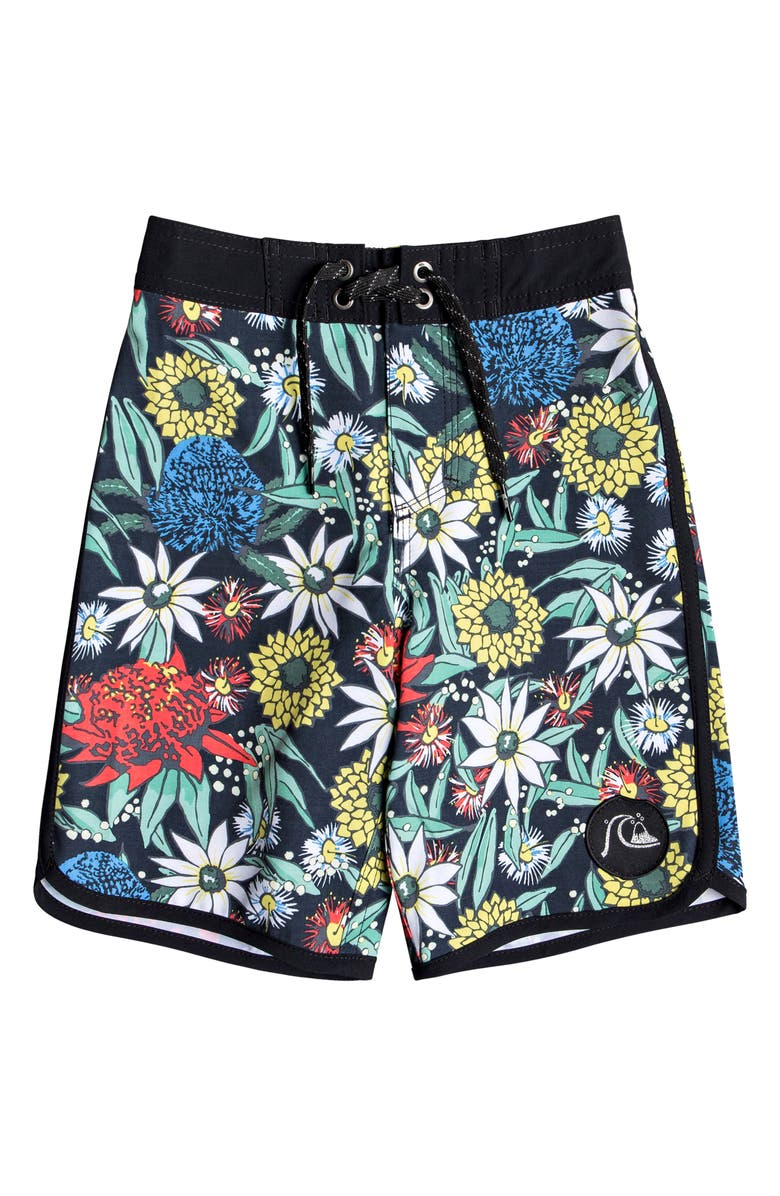 Quiksilver Highline Bush Bandit Board Shorts Toddler Boys Little Boys
