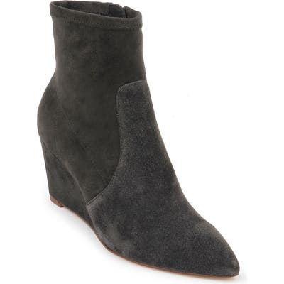 Splendid Platt Wedge Bootie, Grey