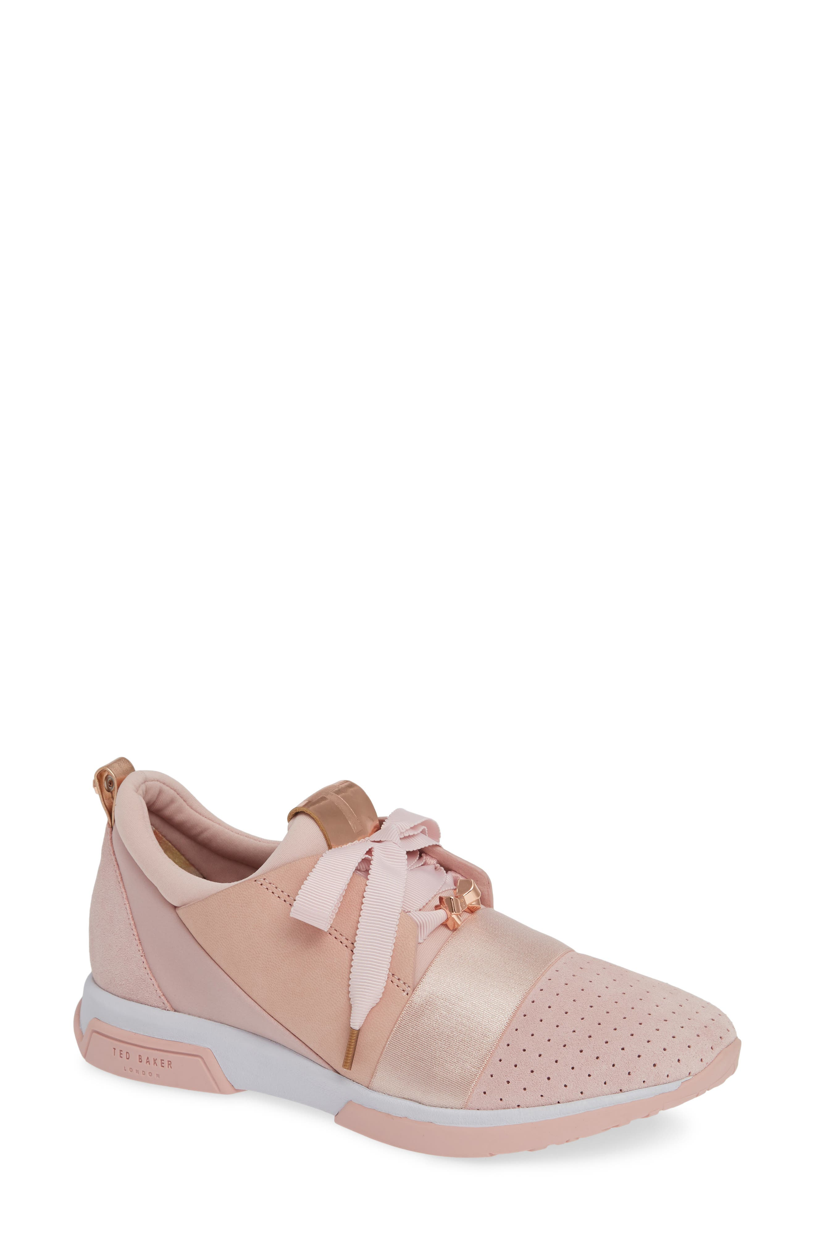 Ted Baker London Cepap 2 Sneaker, Pink