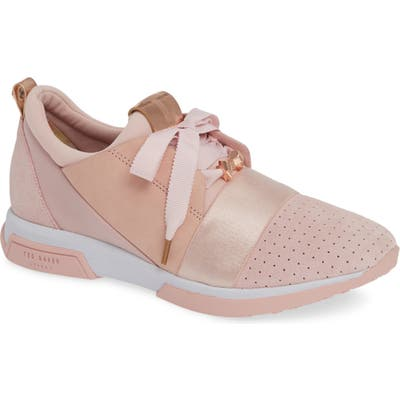 Ted Baker London Cepap 2 Sneaker, Pink