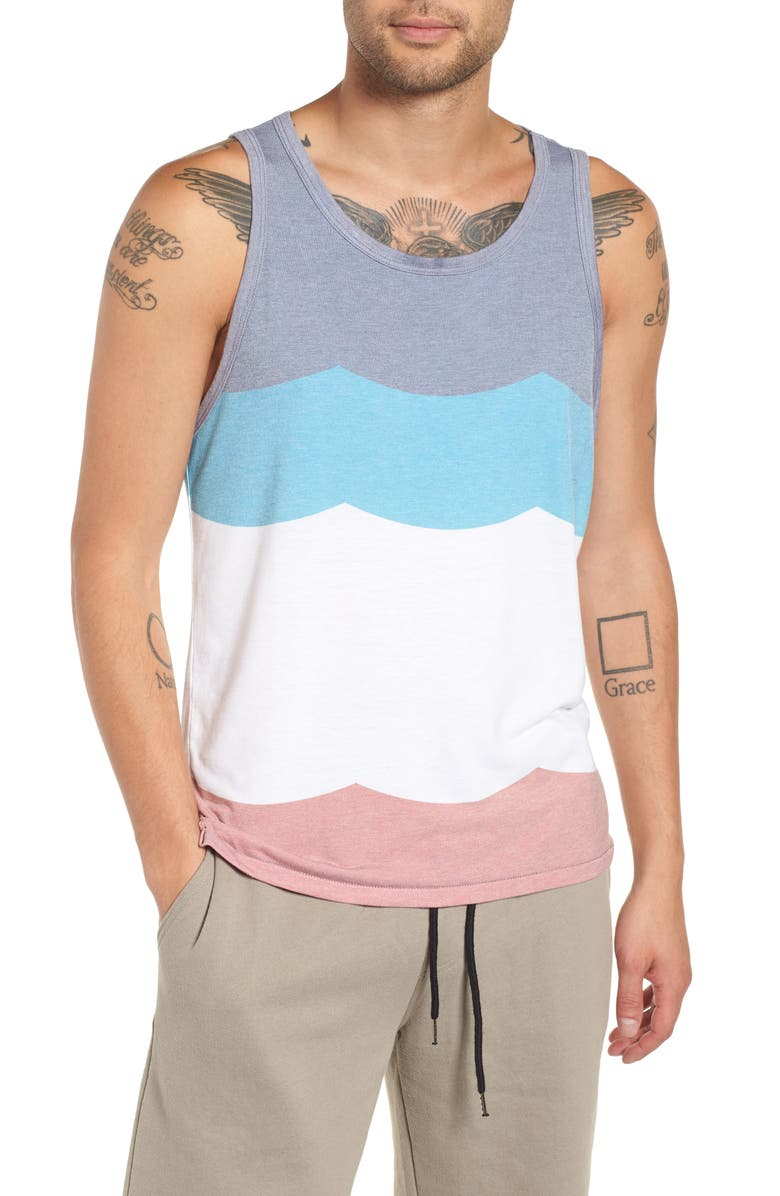SOL ANGELES Flag Tank, Main, color, 100