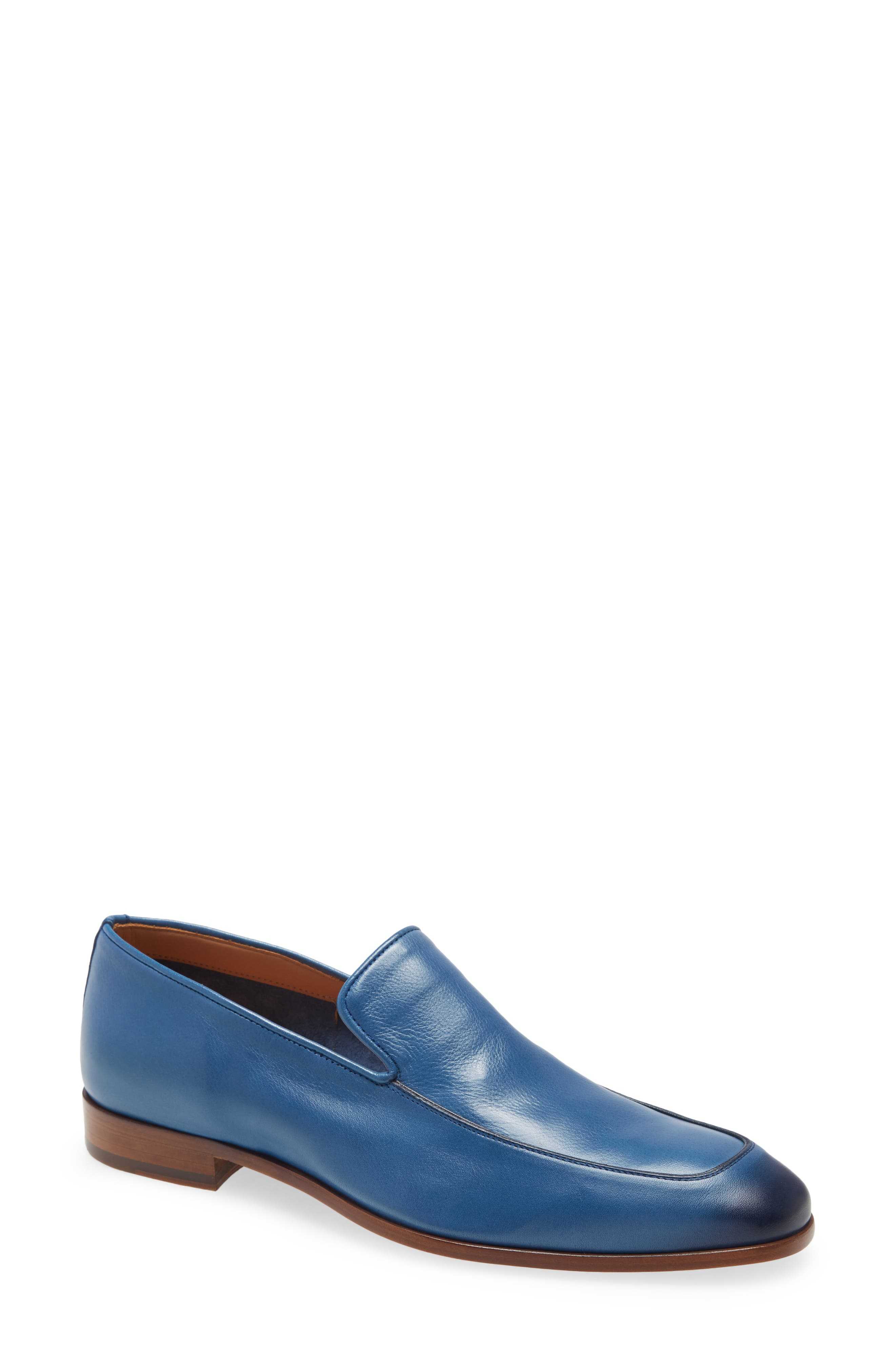 Unstructured Loafer