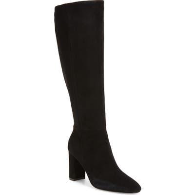 Charles David Biennial Knee High Boot, Black