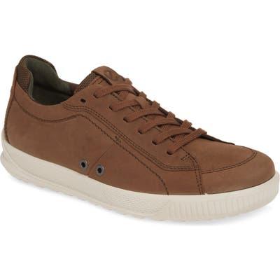 Ecco Byway Sneaker,9.5 - Brown