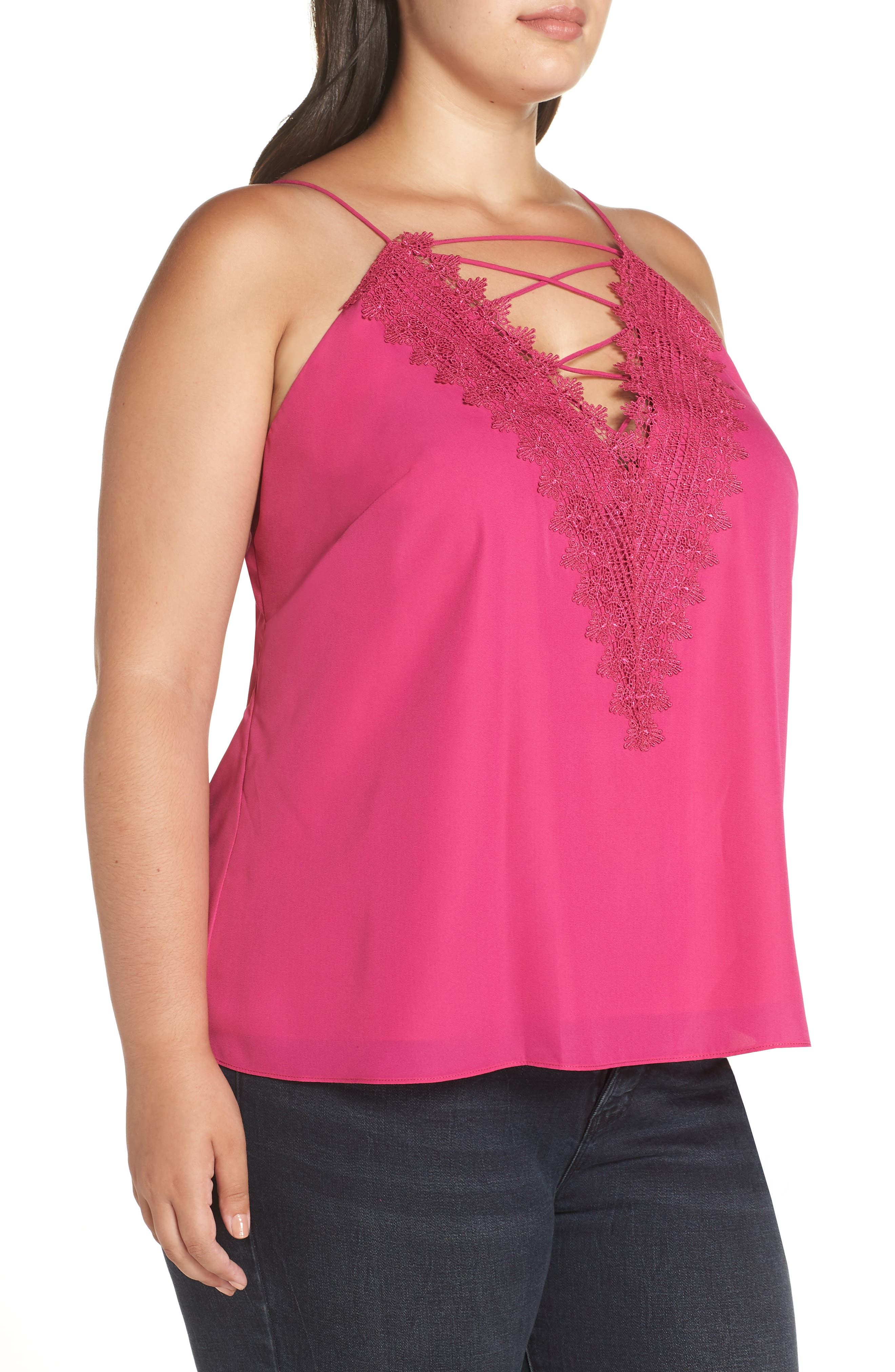,                             Posie Strappy Camisole,                             Alternate thumbnail 28, color,                             652