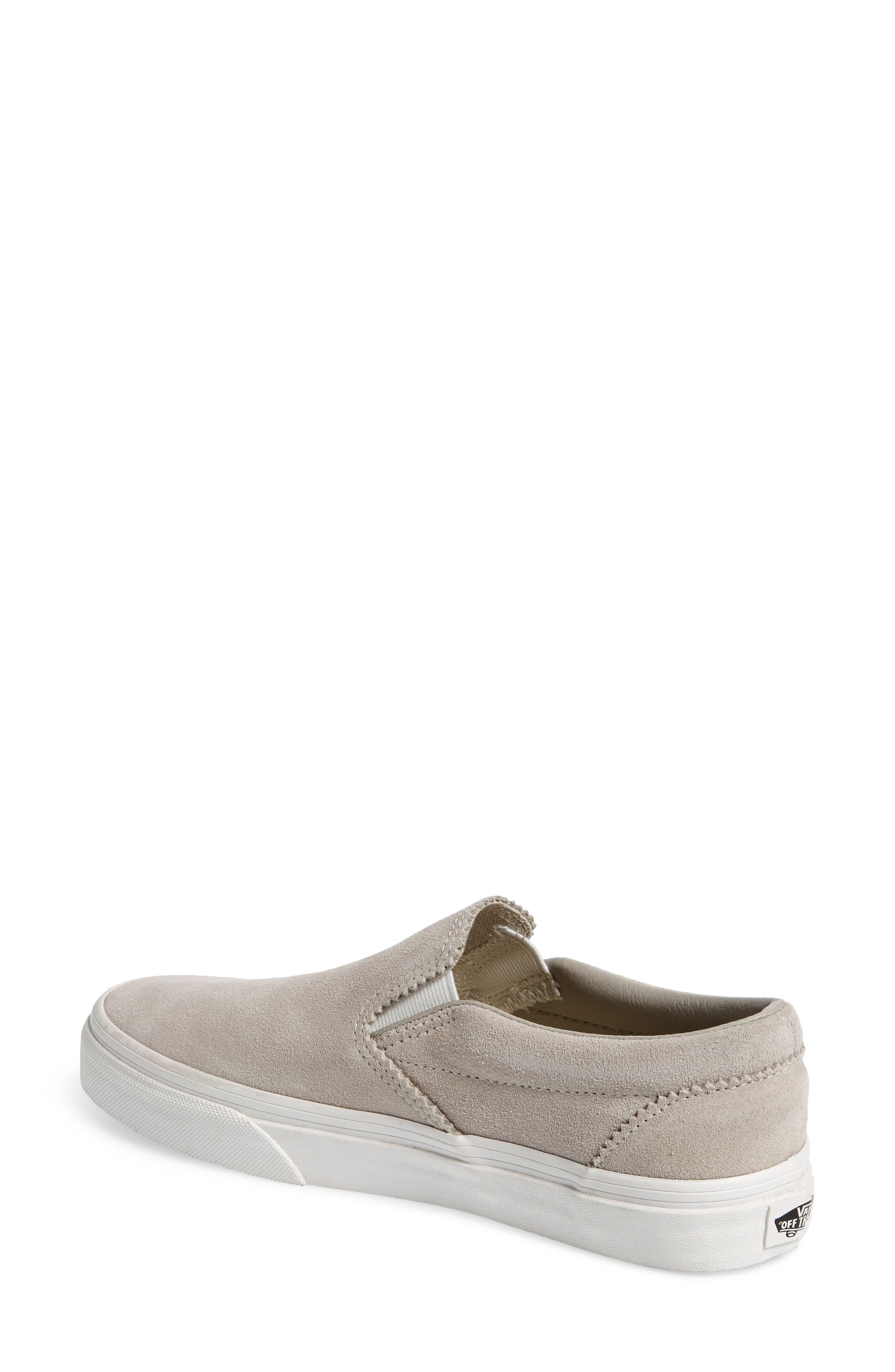 ,                             Classic Slip-On Sneaker,                             Alternate thumbnail 106, color,                             046