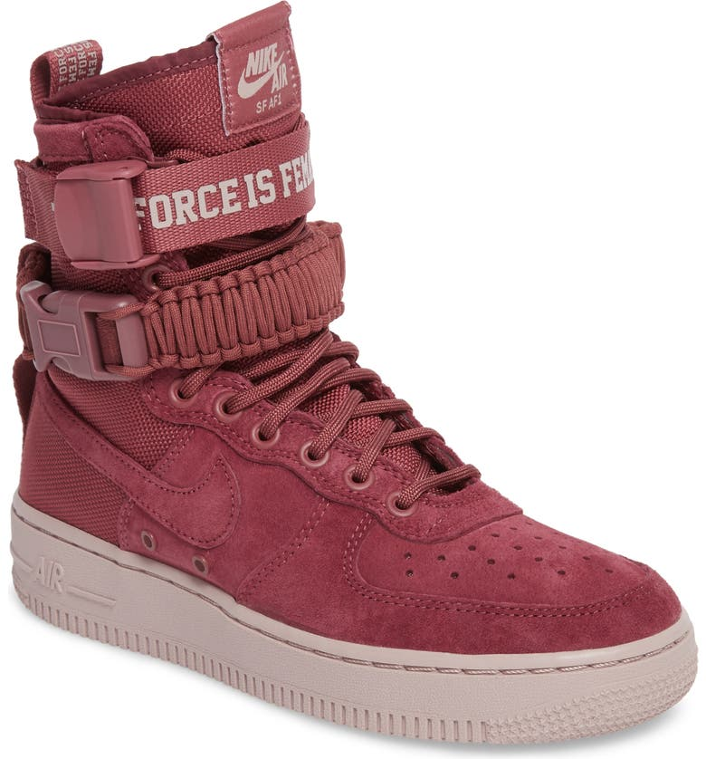 newest collection d400b 8d3f1 SF Air Force 1 High Top Sneaker