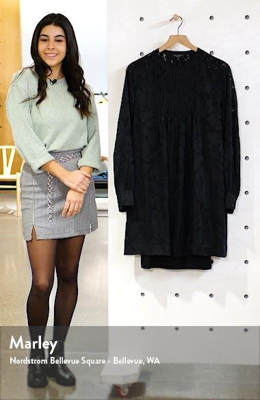 Rubie Long Sleeve Minidress, sales video thumbnail