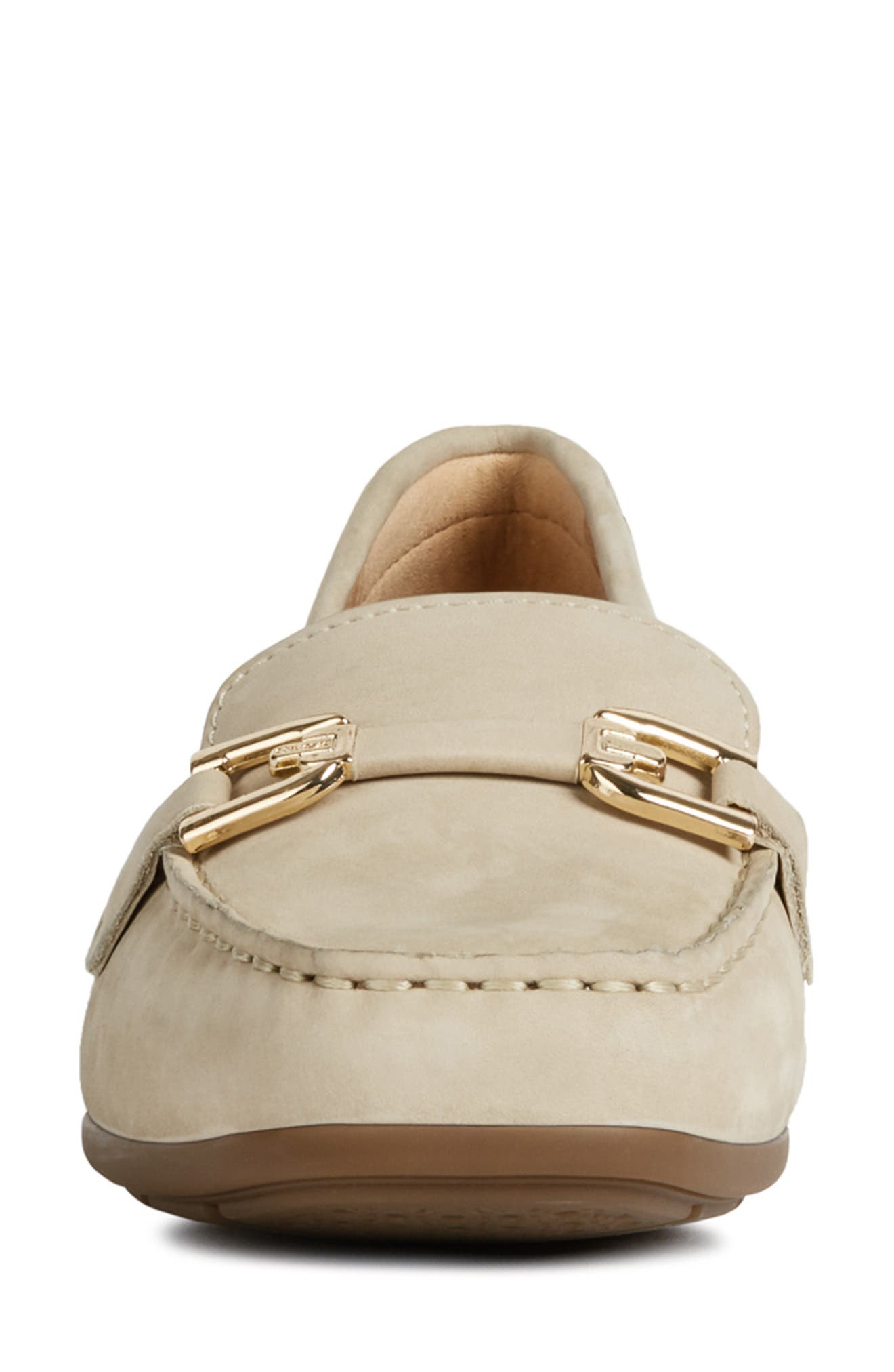 ,                             Annytah Loafer,                             Alternate thumbnail 4, color,                             TAUPE SUEDE