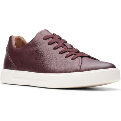 Clarks Un Costa Lace Up Sneaker- Brown