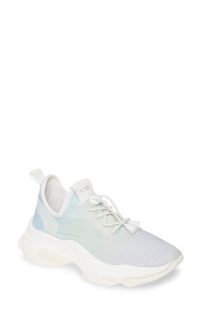 Steve Madden Myles Sneaker In Blue Multi