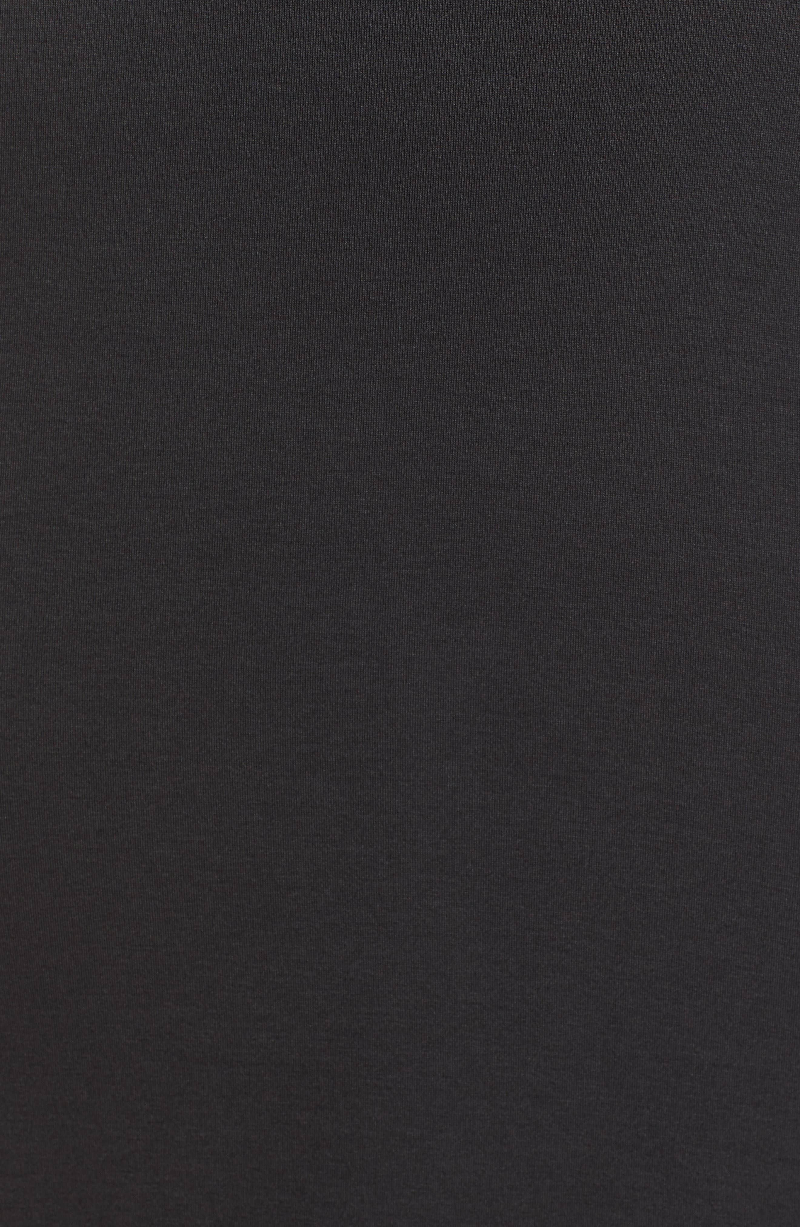,                             Surplice Neck Knit Maxi Dress,                             Alternate thumbnail 6, color,                             020