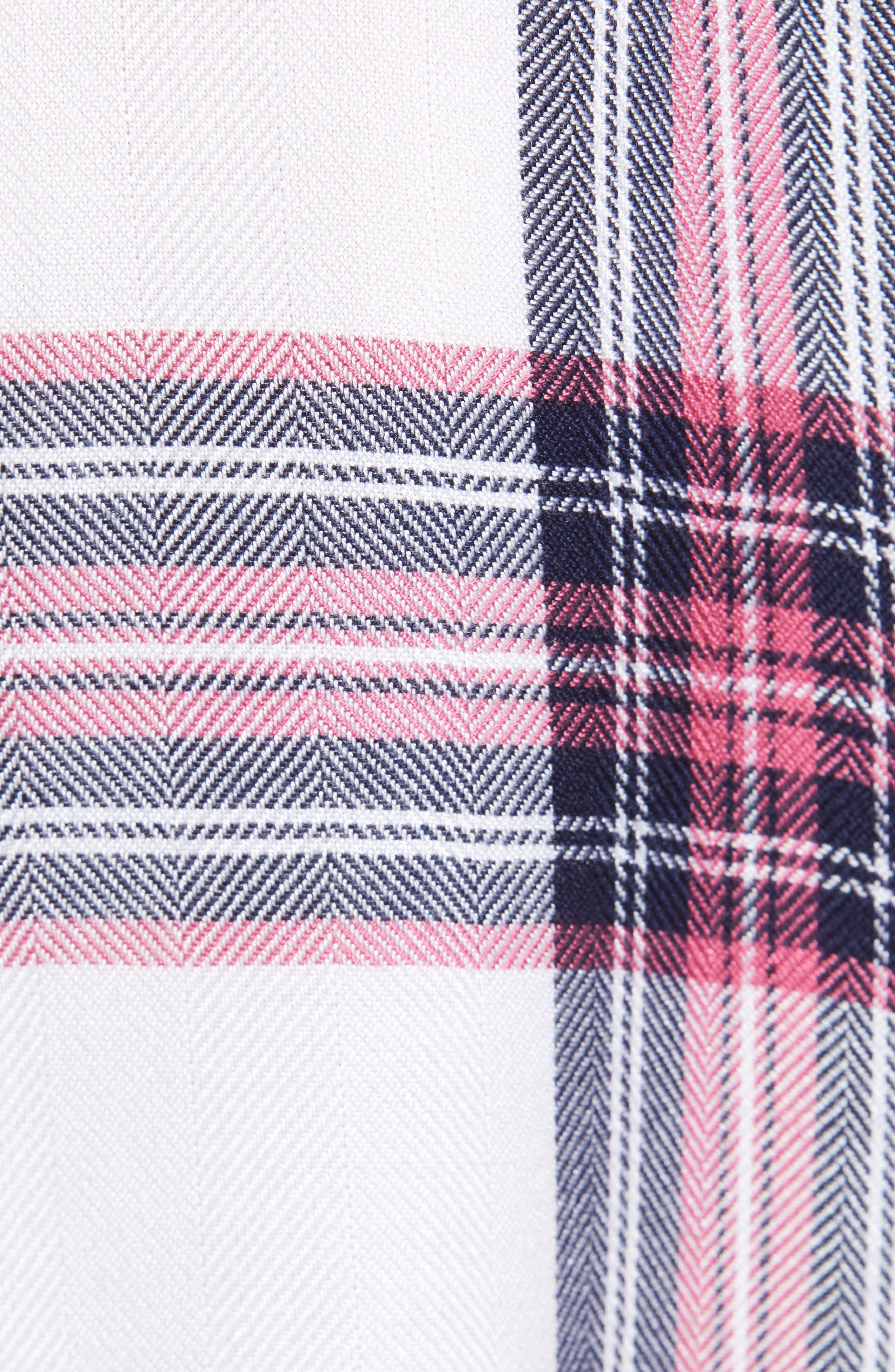 ,                             Hunter Plaid Shirt,                             Alternate thumbnail 97, color,                             140
