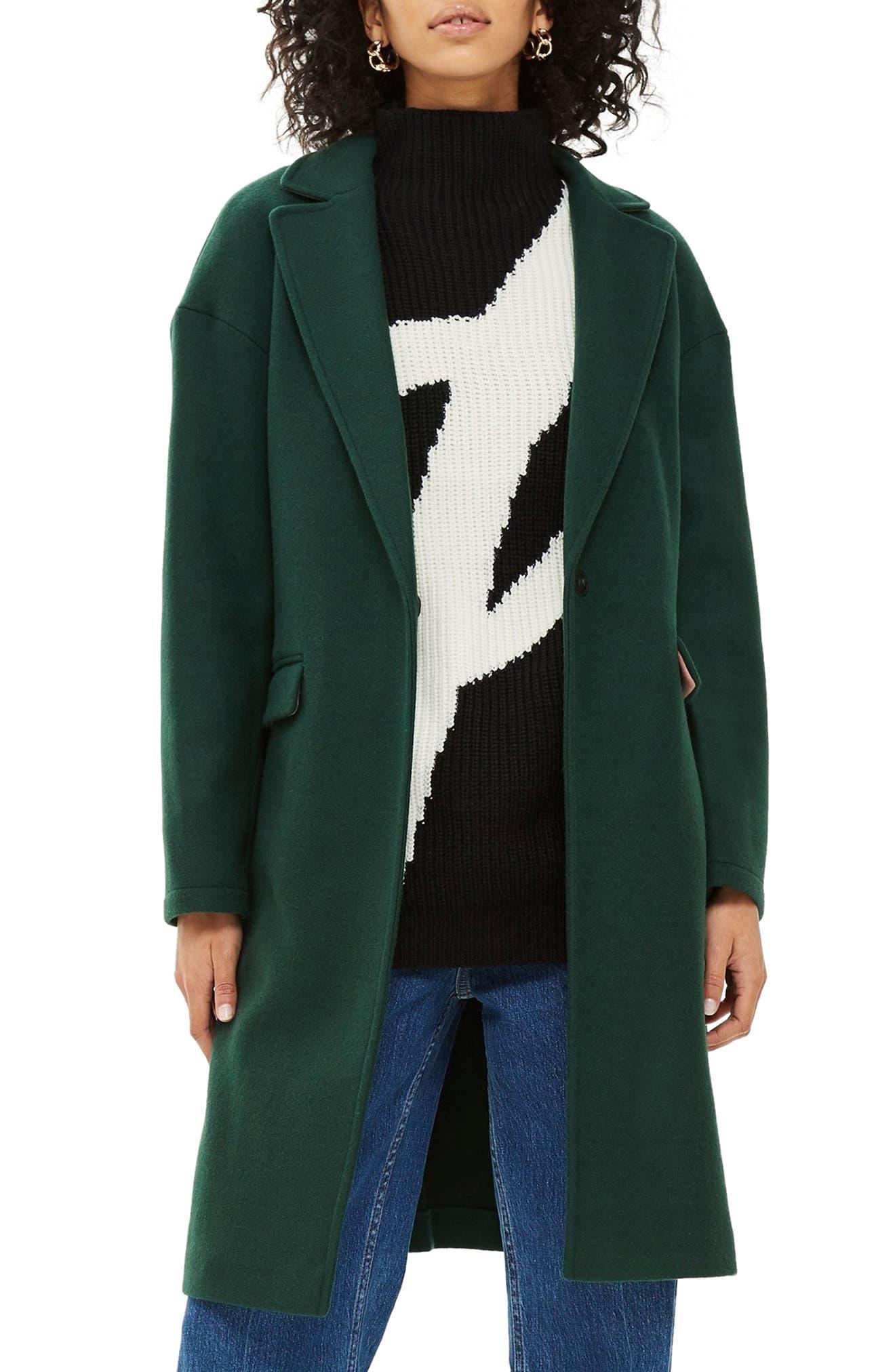 ,                             Lily Knit Back Midi Coat,                             Main thumbnail 37, color,                             301
