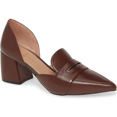 Linea Paolo Cache Pump, Brown