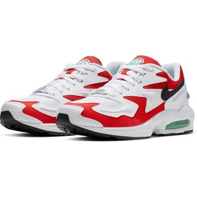 Nike Air Max2 Light Sneaker, White