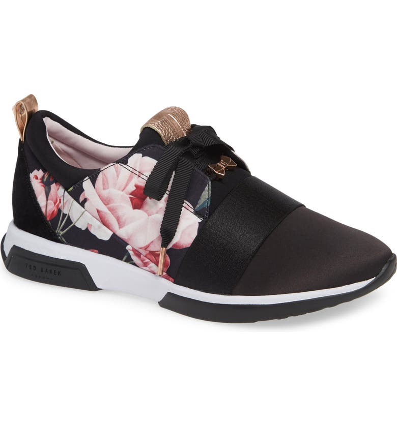 TED BAKER LONDON Cepap 2 Sneaker, Main, color, 001