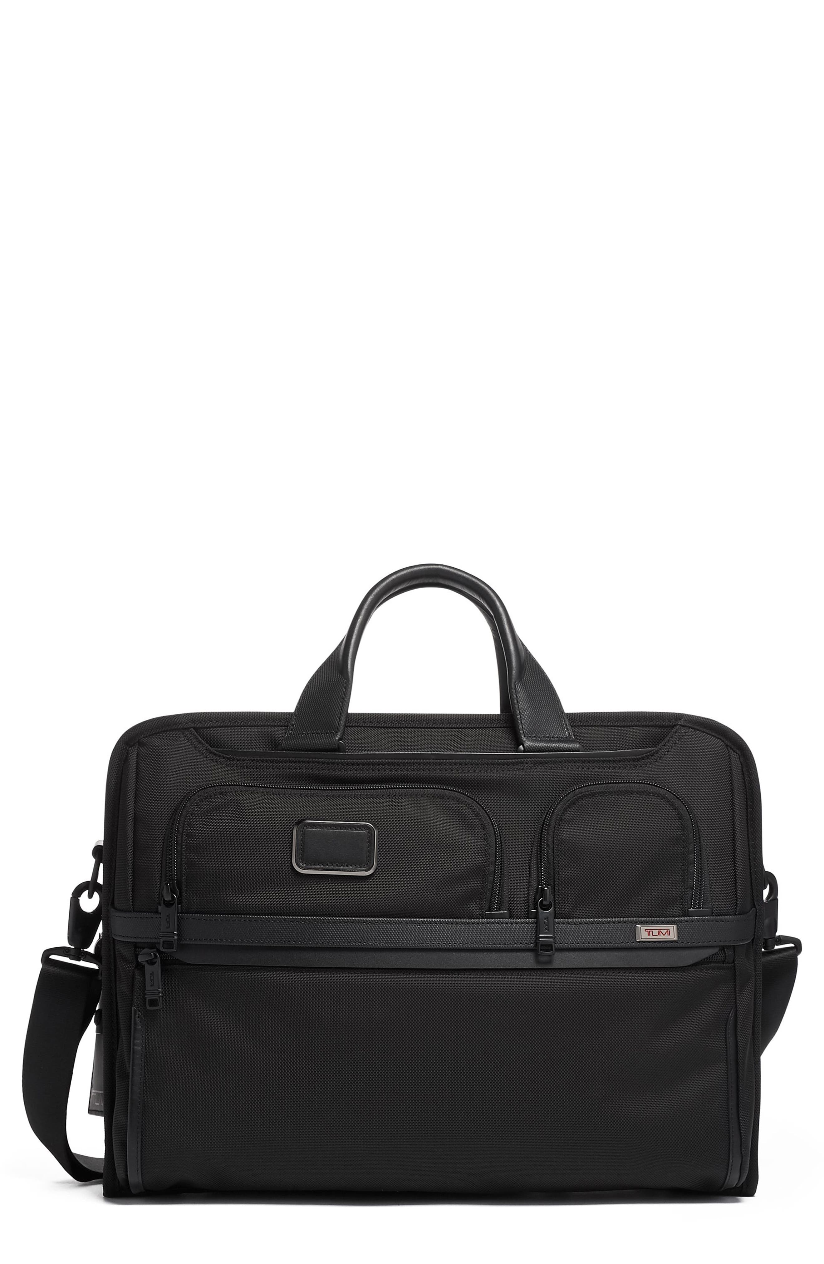8567b084f Tumi Alpha 3 Compact Large 15-Inch Laptop Briefcase -