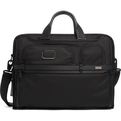 Tumi Alpha 3 Compact Large 15-Inch Laptop Briefcase -